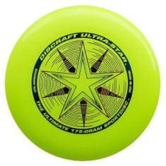 Discraft Frisbee Discraft Ultra-Star - žlutá