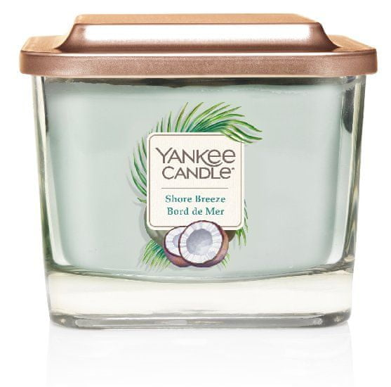Yankee Candle vonná svíčka Shore Breeze, Elevation 347 g