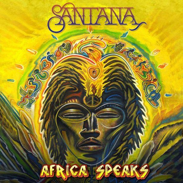Santana: Africa Speaks - CD