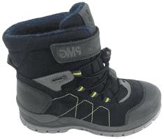 Primigi fiú téli cipő 31 szürke/kék