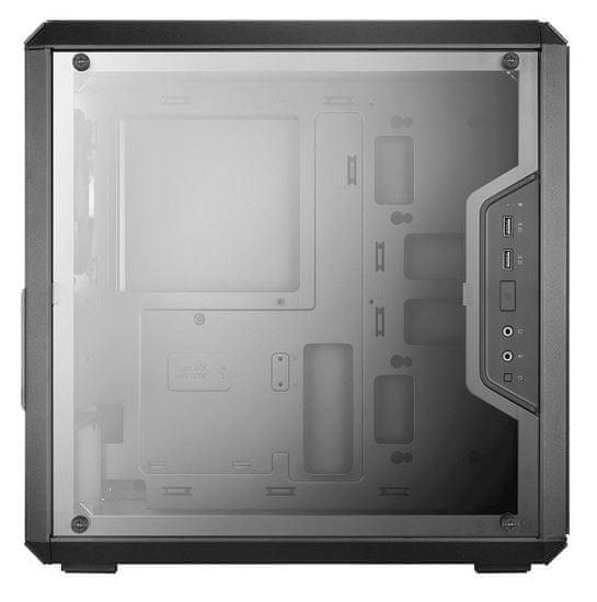 Cooler Master MasterBox Q300L, Mini ohišje, črno