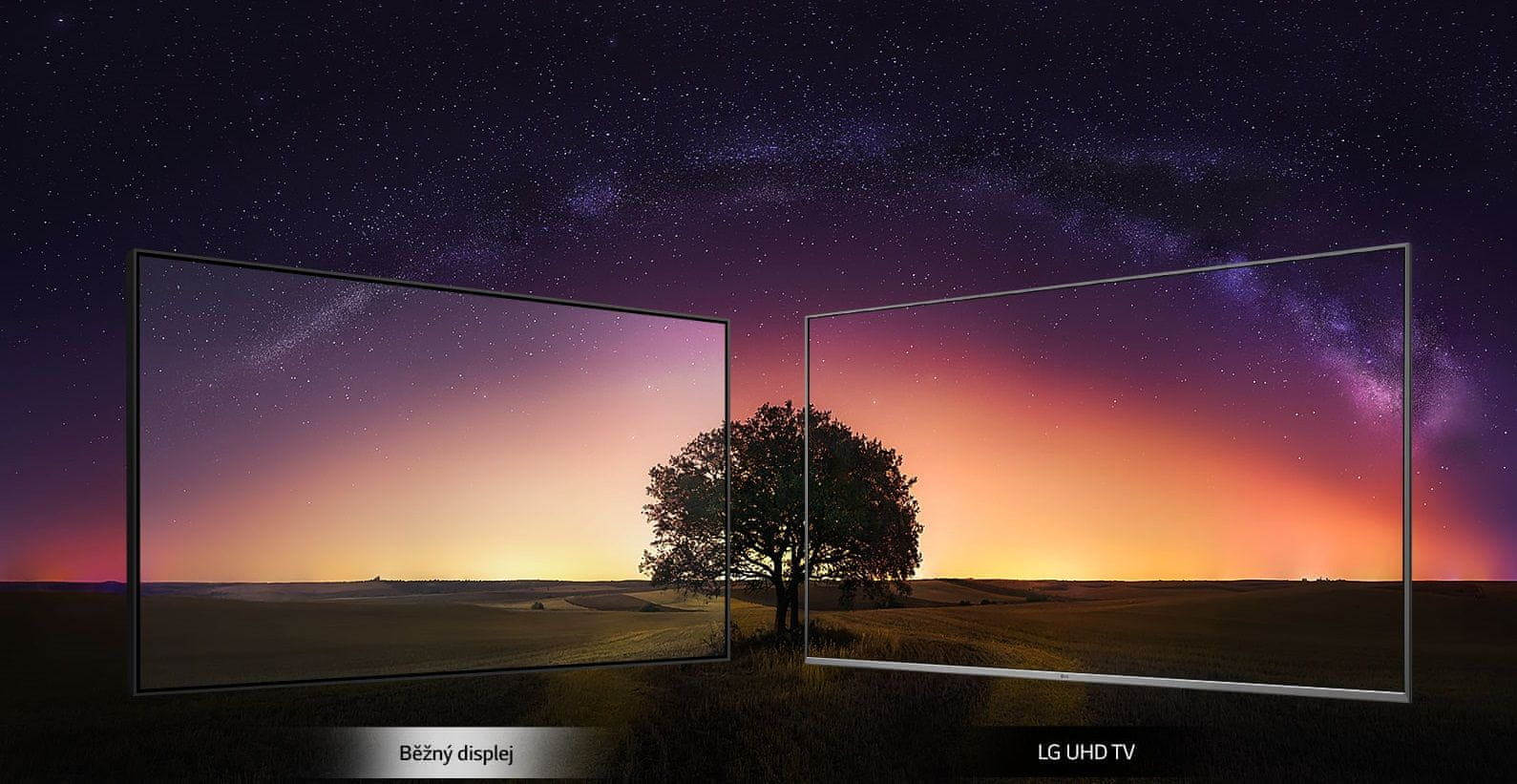 IPS wide viewing angle