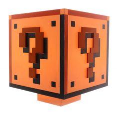 Paladone Super Mario Question Block Light, svetilka