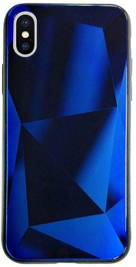 EPICO COLOUR GLASS CASE Samsung Galaxy M20 39910151600001, modrá