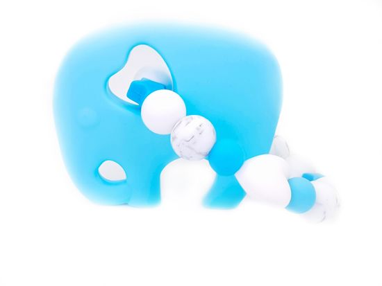 KidPro Silikonové kousátko: Sloník Eda