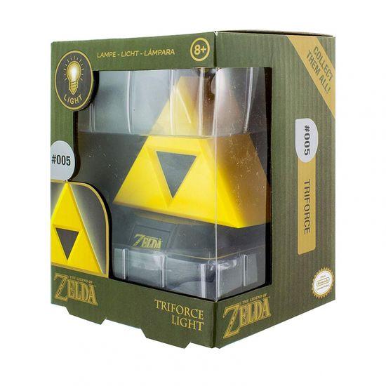 Paladone The Legend Of Zelda Triforce 3D Light, namizna svetilka