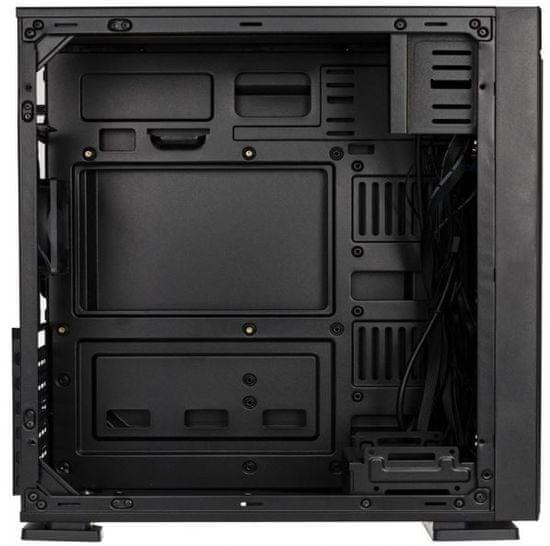Kolink Inspire K1 ATX RGB osvetljeno ohišje, črno