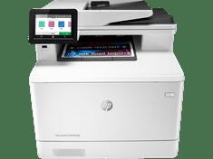 HP Color LaserJet MFP M479dw (W1A77A)