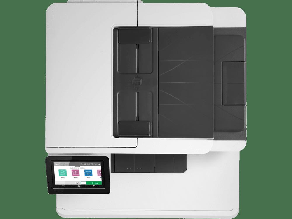HP Color LaserJet MFP M479fdn (W1A79A)