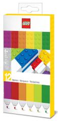 LEGO zestaw markerów Fix, miks kolorów - 12 szt.