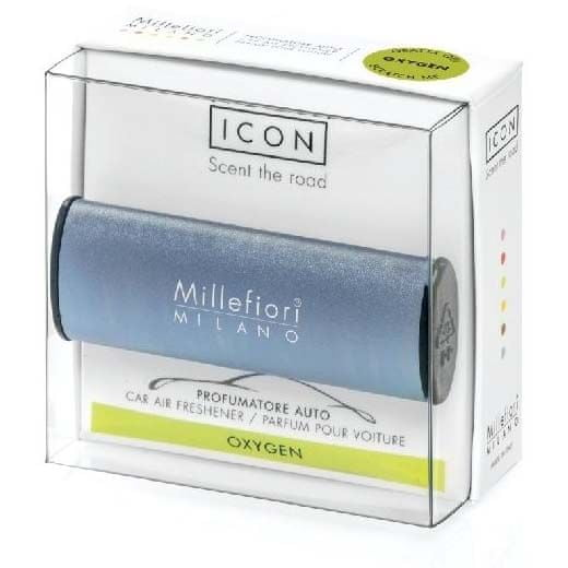 Millefiori Milano ICON vůně do auta Oxygen 47 g