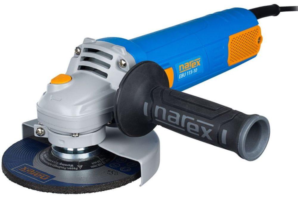 Narex EBU 115-10 úhlová bruska 950 W