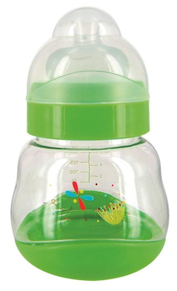 DBB Remond Dětská lahvička Nature 150 ml se širokým hrdlem z Tritanu
