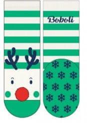 Boboli dětské ponožky 39 - 42 zelená