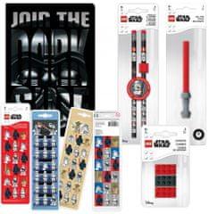 LEGO zestaw artykułów biurowych Stationery Set - Star Wars