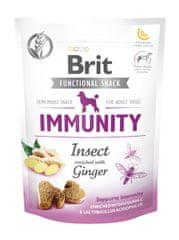 Brit przysmaki dla psów Care Dog Functional Snack Immunity Insect 150 g