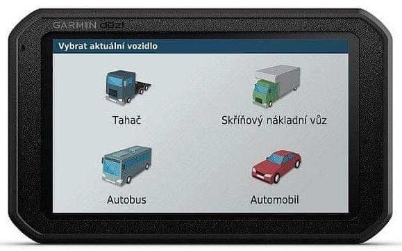 Garmin Dezl 780T-D