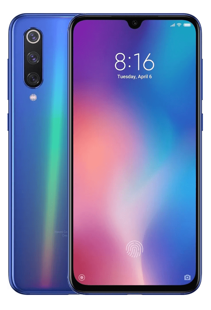 Xiaomi Mi 9 SE, 6 GB/64 GB, Global Version, Ocean Blue