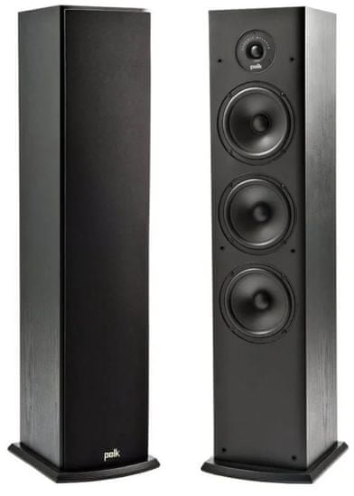 Denon AVR-S950H + Polk T15 + T30 + T50, černé