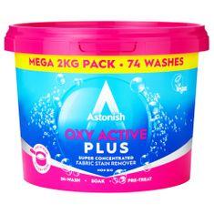 Astonish Oxy Active Plus večnamensko čistilo v prahu, 2kg