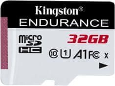 Kingston High Endurance spominska kartica Micro SDHC, 32 GB (SDCE/32GB)