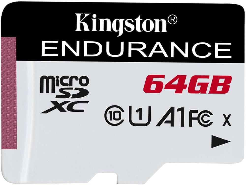 Kingston Micro SDHC 64GB Endurance UHS-I (SDCE/64)