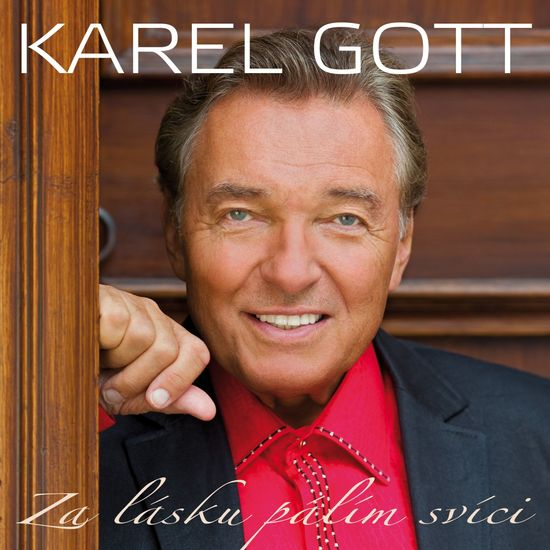 Gott Karel: Za lásku pálím svíci (2x CD) - CD