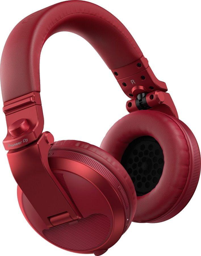 Pioneer HDJ-X5BT-R bezdrátová sluchátka