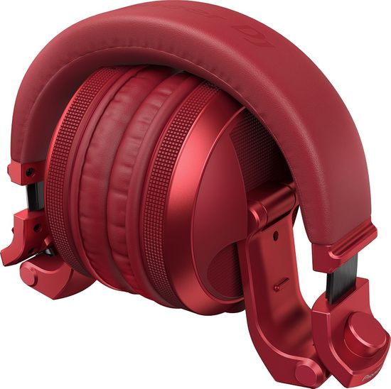 Pioneer HDJ-X5BT-R vezeték nélküli fejhallgató