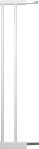 BabyDan Zábrana Danamic 73-93,5 cm včetně prodloužení bílá