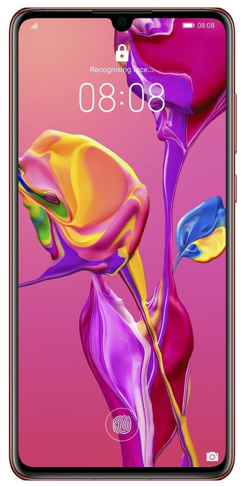 Huawei P30, 6 GB/128 GB, Amber Sunrise