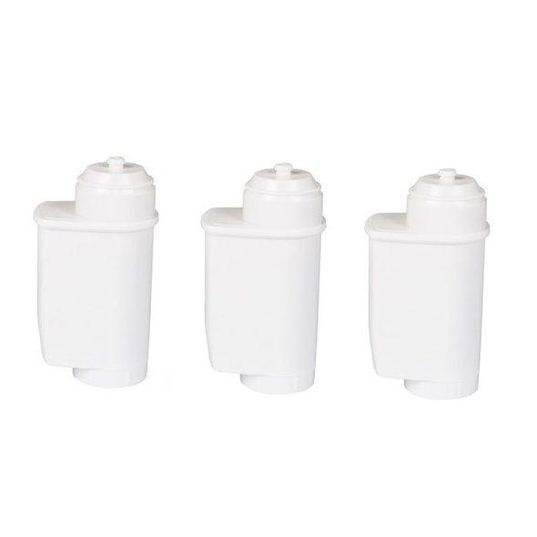 Aqualogis Filtr do kávovaru INTENSE PLUS kompatibilní BRITA INTENZA+ / SAECO CA6702 3ks