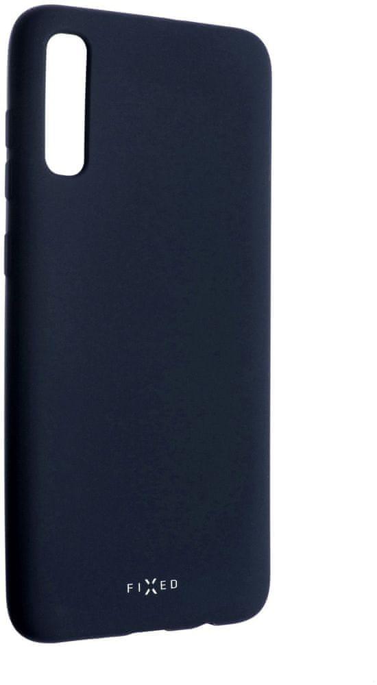 Fixed Zadní pogumovaný kryt Story pro Samsung Galaxy A70, modrý FIXST-402-BL