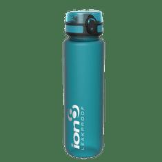 ion8 Láhev na vodu One Touch 1000 ml tyrkysová