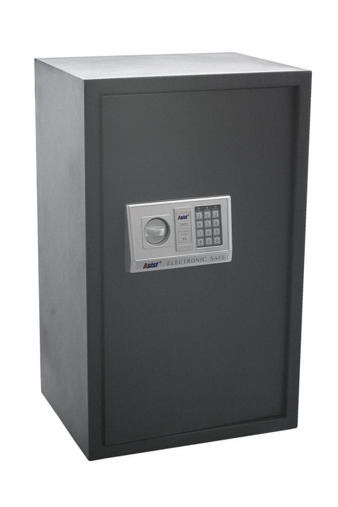 Asist Trezor s numerickým kódem 460 × 372 × 750 mm 2/4 mm ST75BN