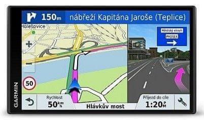 Garmin DriveSmart 61T-D Lifetime Europe20