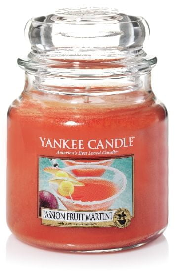 Yankee Candle vonná svíčka Passion Fruit Martini 411 g