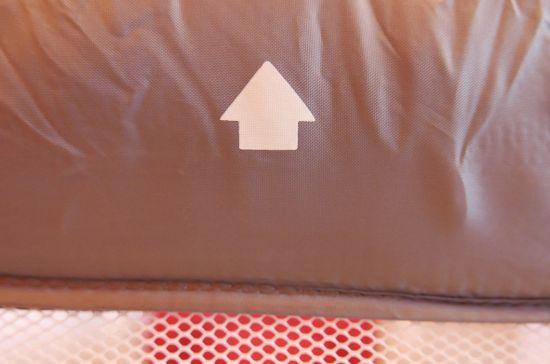 Baby Design łóżeczko turystyczne Simple