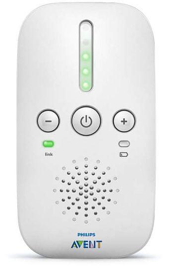 Philips Avent elektroniczna niania z technologią DECT SCD503/26