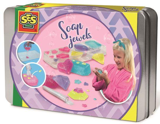 SES zestaw Tworzenie błyszczących mydeł