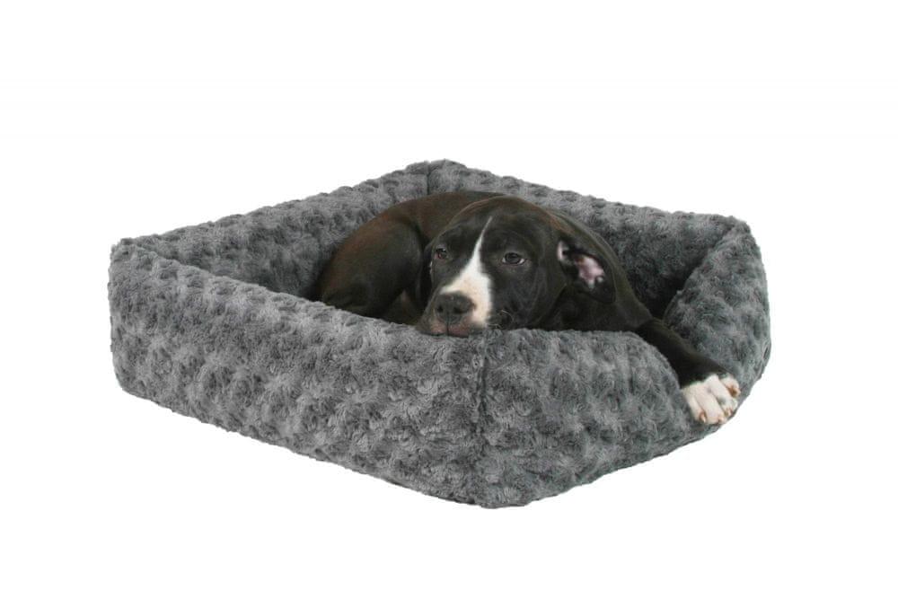 O´ lala Pets Cube Fuzzy 53 cm černá