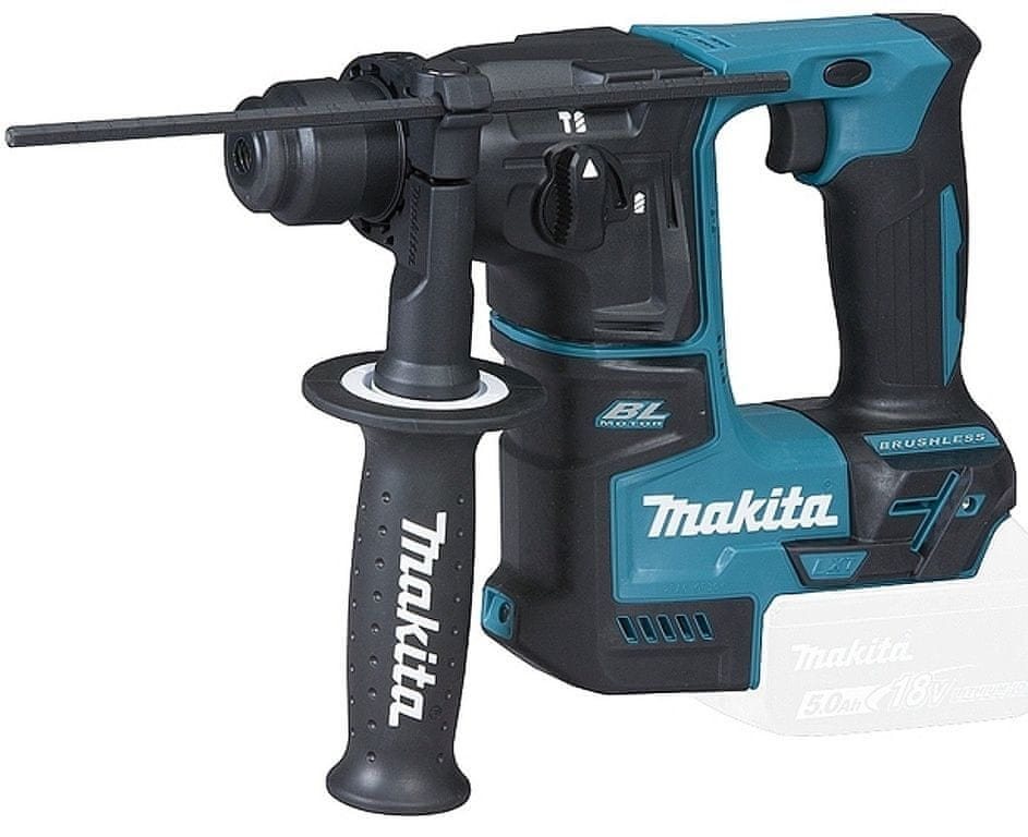 Makita DHR171Z Aku vrtací kladivo 18 V (bez akumulátoru a nabíječky)