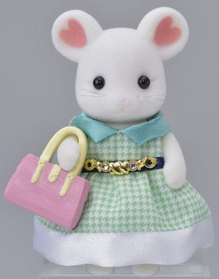 Sylvanian Families mišja gospodična Marshmallow