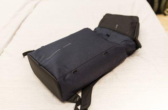 XD Design Cestovní obal do kufru nebo batohu Bobby P705.202, černý
