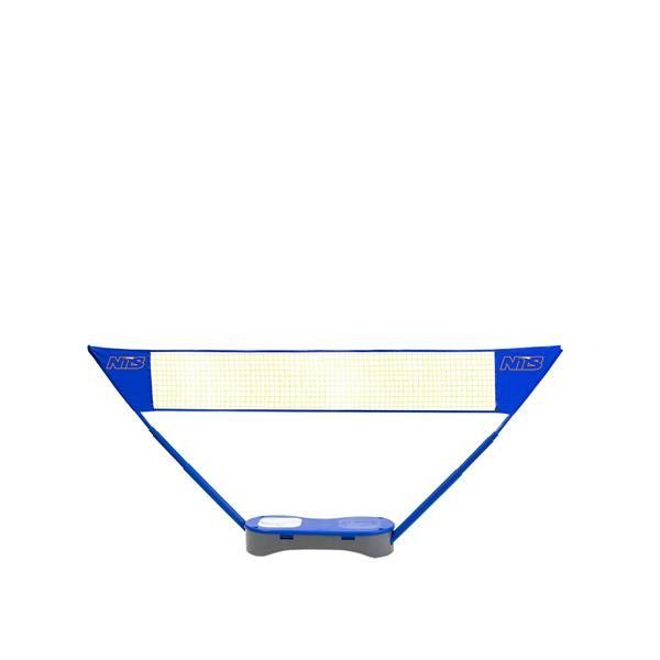 NILS Skládací badmintonová síť ZSB 2v1