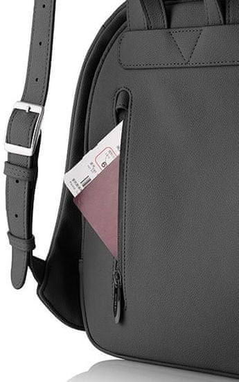 XD Design Dámsky mestský batoh Bobby Elle P705.221, čierny