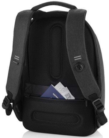 """XD Design Bezpečnostní batoh Bobby Pro 15,6"""" 705.241, černý"""