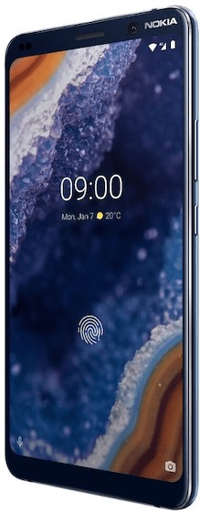 Nokia 9 PureView, 6GB/128GB, Blue