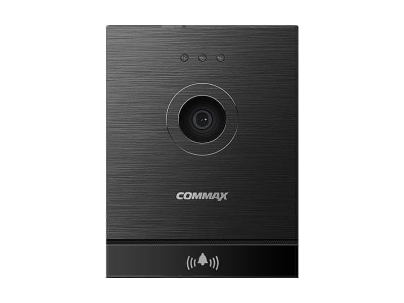 COMMAX DRC-4M, barevná 1-tlačítková dveřní kamerová jednotka,