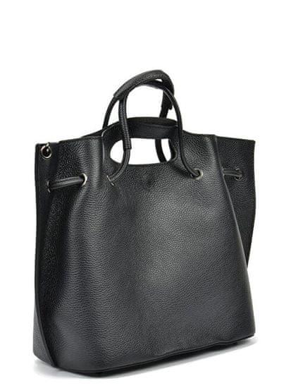 Mangotti Usnjena torbica AW19MG1306 Nero